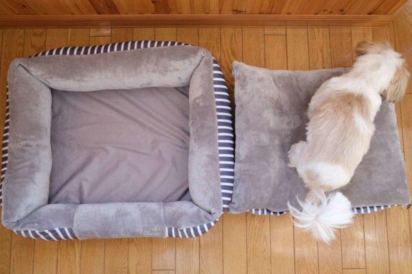 ペット用ベッドレビュー