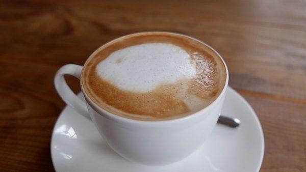 木野珈琲のカフェラテ