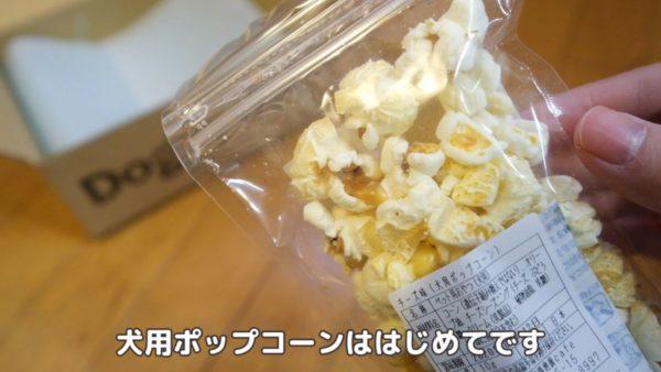長崎の路地裏カフェのチーズポップコーン